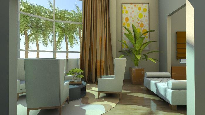 Custom Interior Design Bel Aire Senior Living